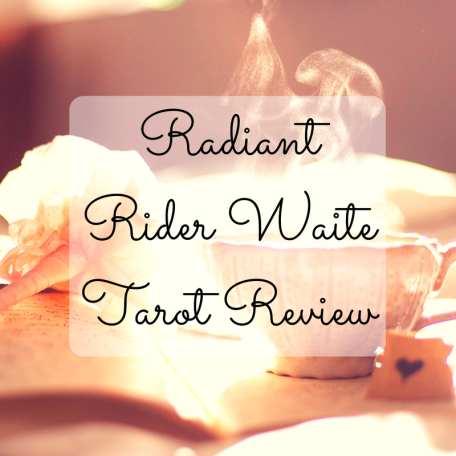 radiant-rider-waite-tarot-review