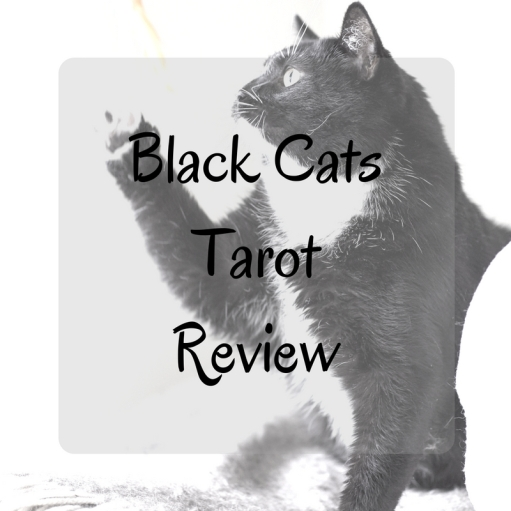 TarotPugs Black Cats Tarot Review