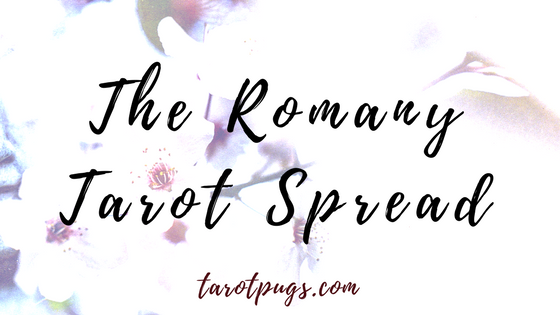 Learn the Romany Tarot Spread, a 21 card tarot spread that looks at your past, present, future and other areas of your life to answer questions or for general readings.