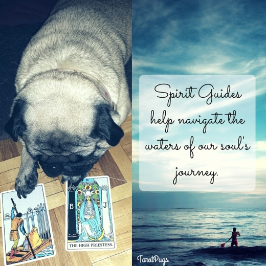 tarotpugs spirit guides 3