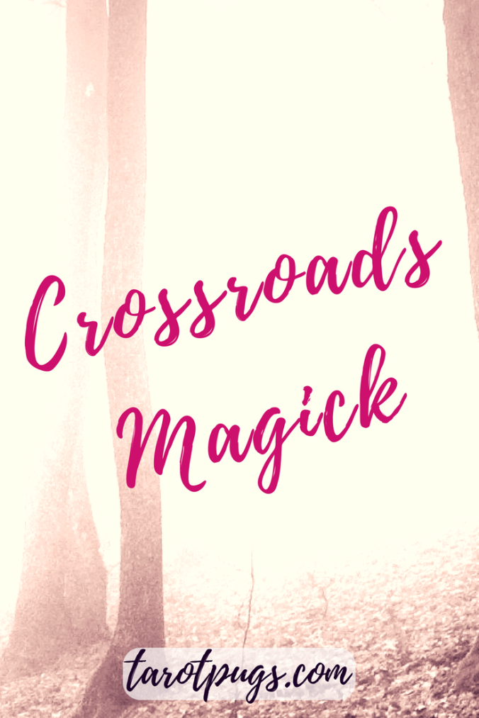 The Crossroads can be used in witchcraft and magickal practices to bring opportunity, prosperity and open pathways to you. Learn about using crossroads and crossroads dirt in your witchcraft practice.