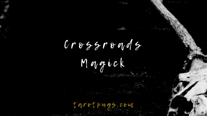 Learn about how to use the crossroads in magick and witchcraft.