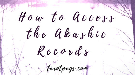 Learn how to access the Akashic Records. #psychic