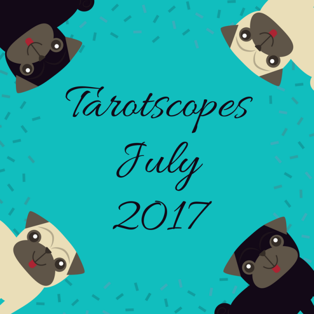 Tarotscopes Astrology Horoscopes Tarot TarotPugs Pugs Black Cats Tarot Pug