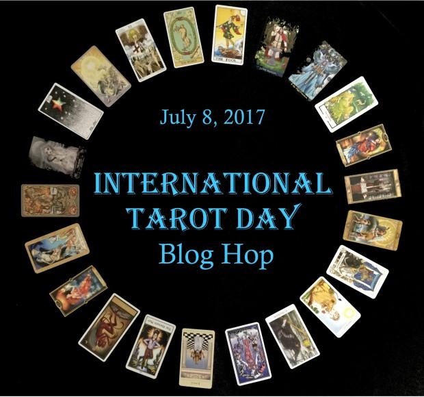 International Tarot Day Blog Hop Tarot Pugs Pug TarotPugs
