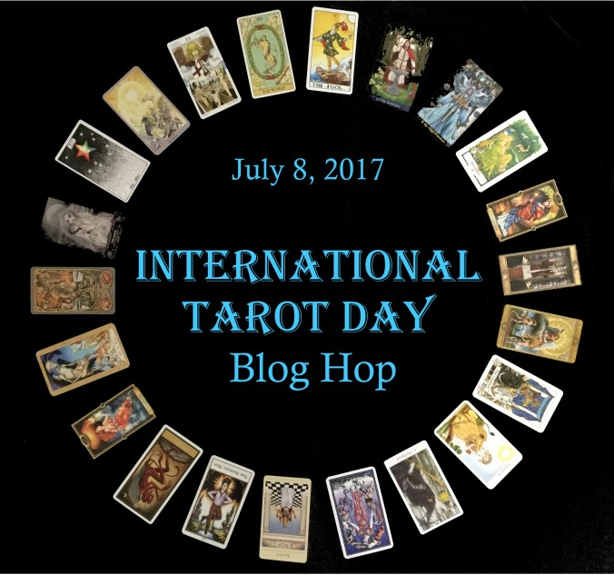 International Tarot Day Blog Hop Tarot Pugs Pug TarotPugs