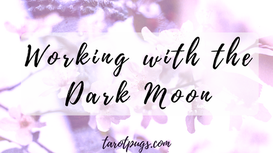 Learn how to work with the dark moon phase for transformation and to acknowledge what is hidden.