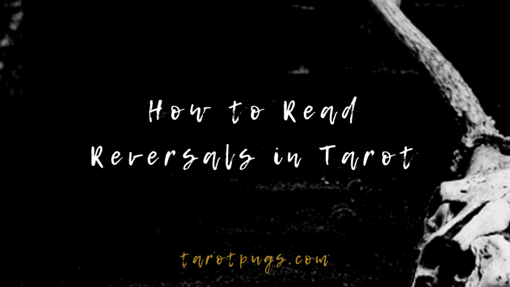 Learn how to interpret reversed tarot cards with these methods for tarot readings.