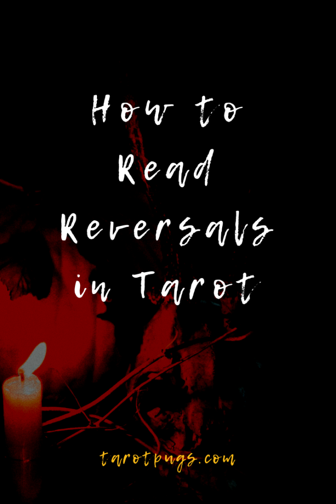 Find out how to read reversed tarot cards with these methods for tarot readings.