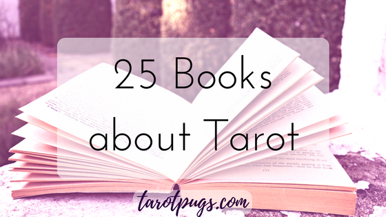 Whether you're a beginner or advanced tarot reading, there's always something more to learn and read about tarot. Here's 25 recommended books about tarot.