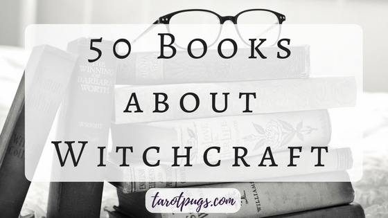 The ultimate book list of witchcraft and Wicca books. 50 books about Witchcraft.