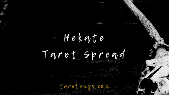 Wisdom from the goddess Hekate in this Hekate Tarot Spread.