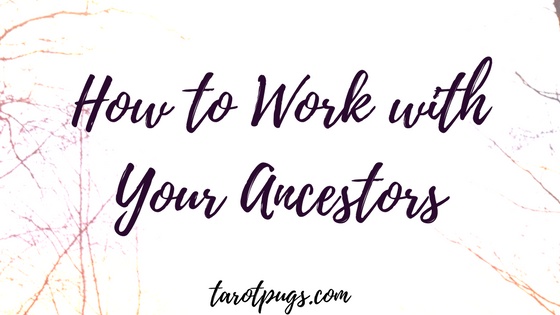 Learn how to work with your ancestors in your spiritual and/or witchcraft practice.