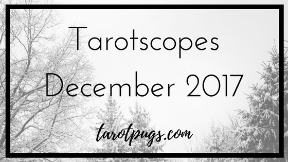 December 2017 Tarot Forecast for your sun, moon and rising astrology signs.