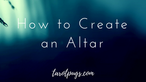 Learn how to create an altar and make your altar a personal expression of you and your spirituality.
