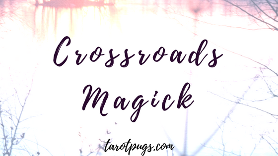 Learn about how to use the crossroads in spells, magick and witchcraft.