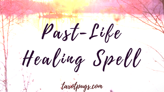 Release and bring healing to a past-life issue using witchcraft with this Past-Life Healing Spell.