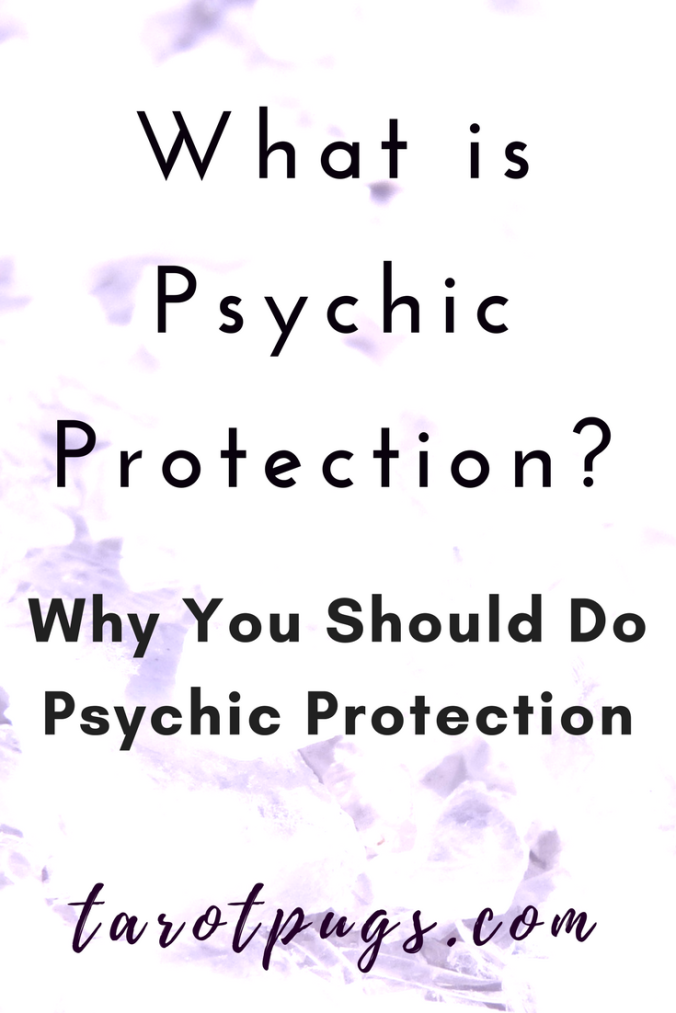 What is psychic protection and why should you do psychic protection? Find our what it is and ways to protect yourself psychically with a few witchcraft tips.