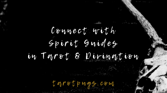 Learn how to connect with spirit guides in tarot and divination with these simple steps.