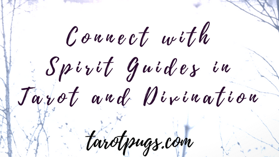 Learn more about how to connect with your spirit guides and the spirit guides of other people while doing tarot readings or divination.