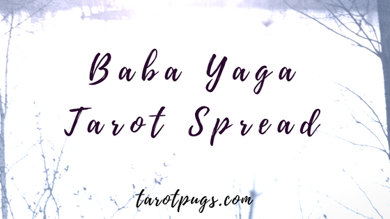 Baba Yaga, the Slavic witch crone goddess, offers wisdom, healing and advice to those who seek truth of transformation and rebirth. Learn more with this Baba Yaga Tarot Spread.