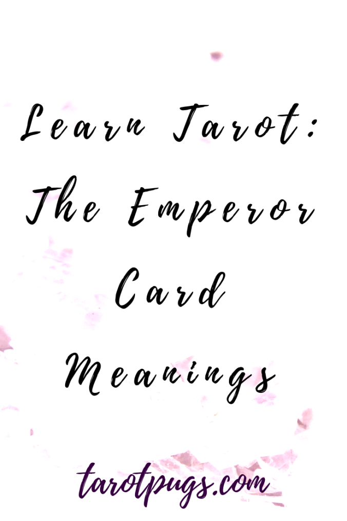 Learn the meaning, numerology, astrology, upright and reversed meanings of The Emperor in tarot.