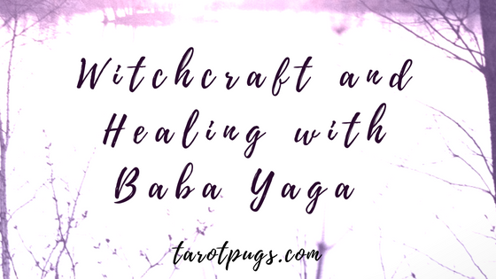 Learn about working witchcraft and healing with Baba Yaga, the crone witch goddess of Slavic / Russian mythology, folklore and myths.