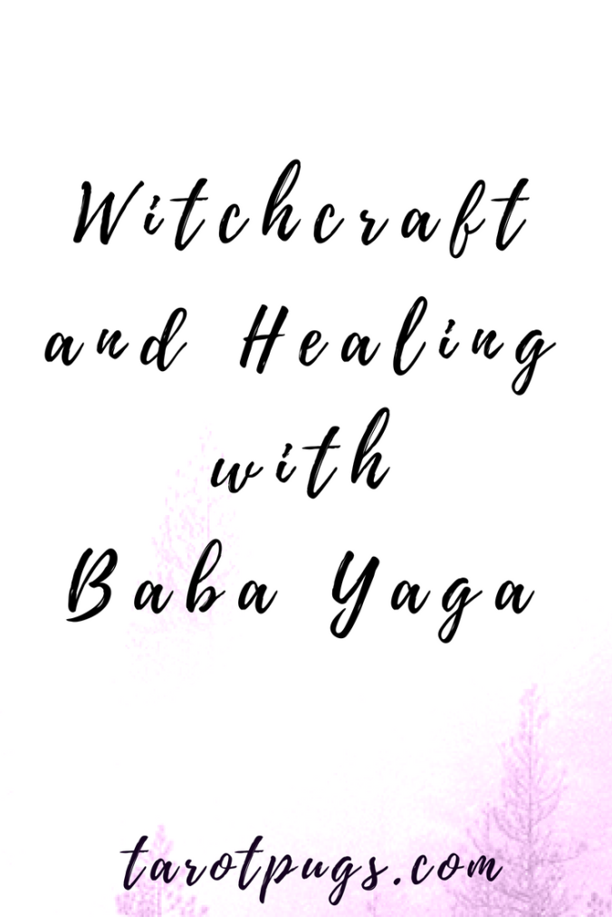 Learn about working witchcraft and healing with Baba Yaga, the crone witch goddess of Slavic / Russian mythology, folk tales and myths.