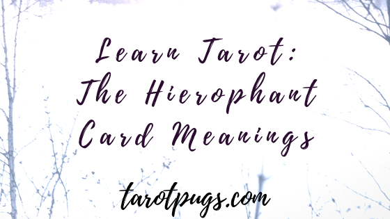 Learn the meaning, numerology, astrology, upright and reversed meanings of The Hierophant in tarot.