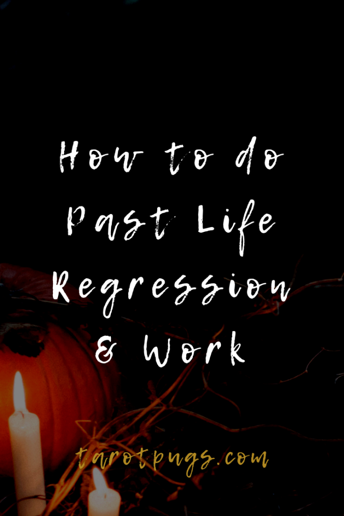 Find out how to do past life regression and past life work and where to find resources to do past life regression.