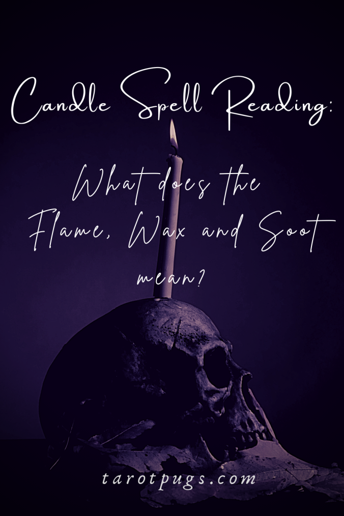 Find out how to read what the flame, wax and soot means in your witchcraft candle spells. #magick #spells #witchcraft