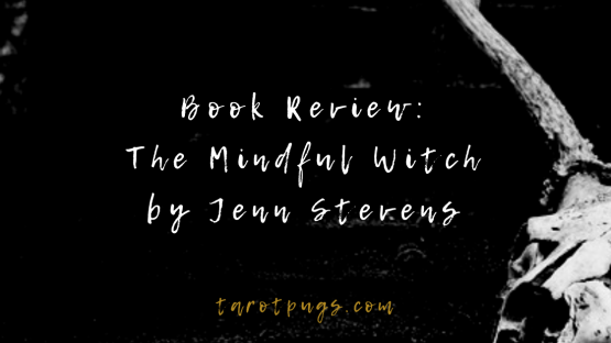 Book Review: The Mindful Witch A Daily Journal for Manifesting a Magickal Life by Jenn Stevens #witchcraft #wicca
