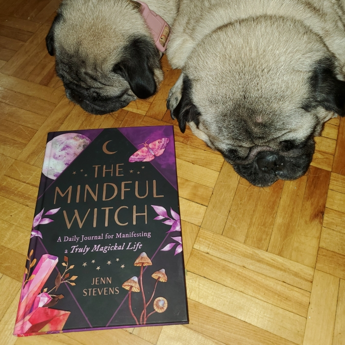 Book Review: The Mindful Witch by Jenn Stevens