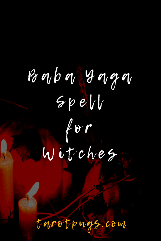 Call upon Baba Yaga to heal and improve your witchcraft skills with this Baba Yaga Spell for Witches.