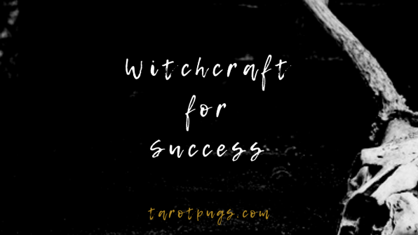 Learn about using witchcraft magick and spells for success in money, wealth, business, love and life.