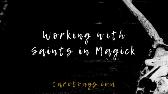 Learn how to work with these most popular saints in magick and spells.