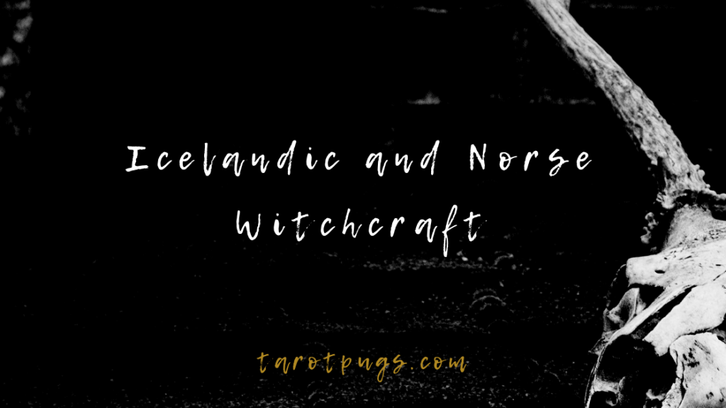 Learn about Icelandic and Norse Witchcraft and a crash course in the Icelandic language.
