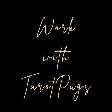 Work with TarotPugs for energy healings, tarot readings and e-books.