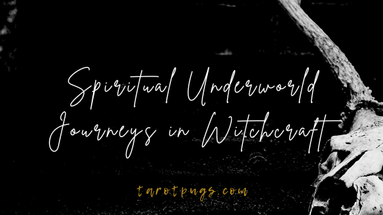 Spiritual Underworld Journeys in Witchcraft TarotPugs