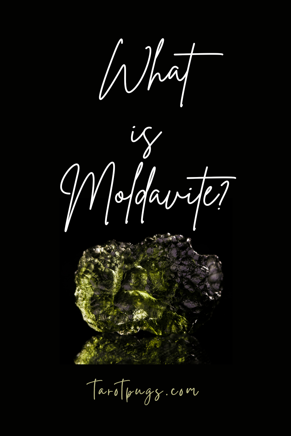 What is Moldavite? Find out what this tektite stone / crystal is and what moldavite is used for.