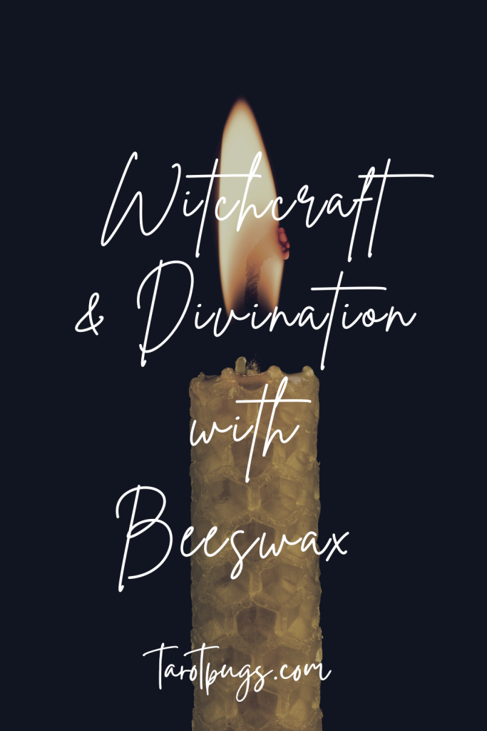 Discover more about the use and healing of beeswax in witchcraft and divination.